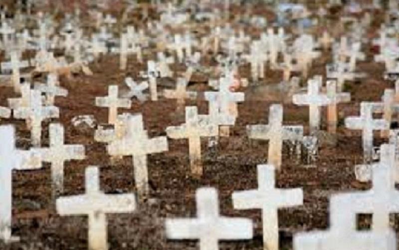 Brasil registra quase 1 milhão de mortes no primeiro semestre
