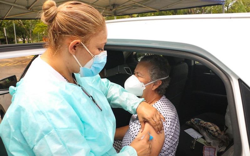 Vacinação Covid-19 DF