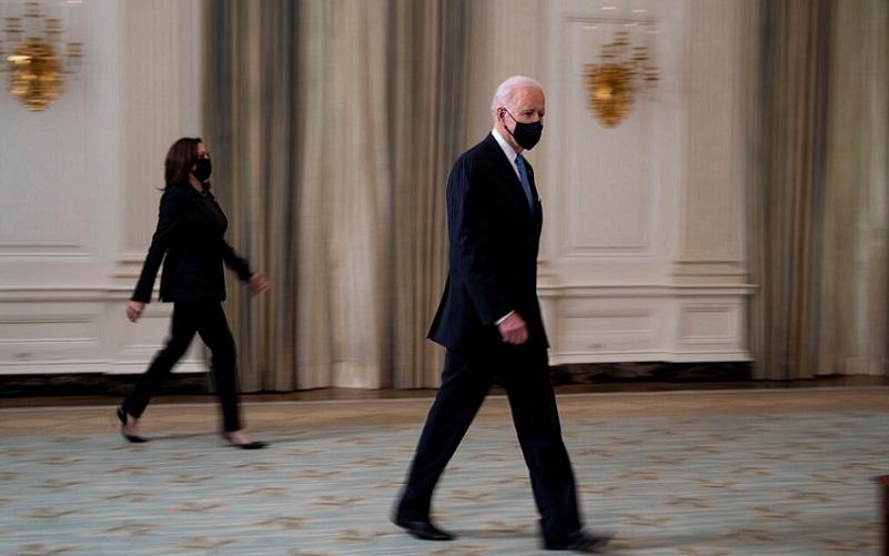 EUA Joe Biden