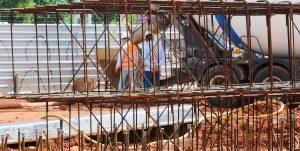 Construção túnel de Taguatinga DF