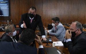 CPI da Covid Senado Federal Misto Brasília