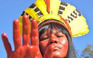 Índia Brasil indígena