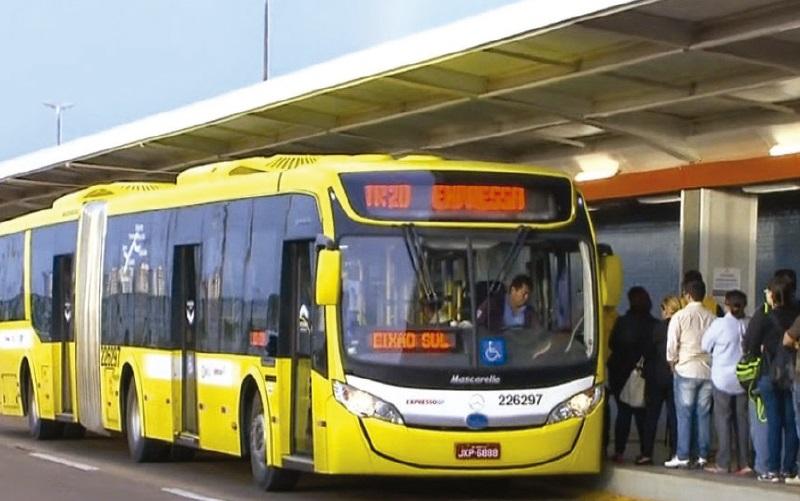 Gama e Santa Maria terão mais horários no sistema BRT