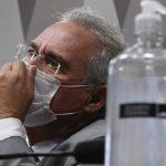 Senador Renan Calheiros CPI da Covid Misto Brasília