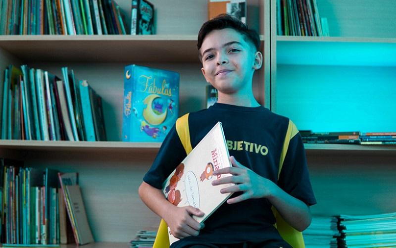 Estudante Bernardo Vieira DF