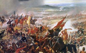 Guerra do Paraguai pintura de Pedro Américo