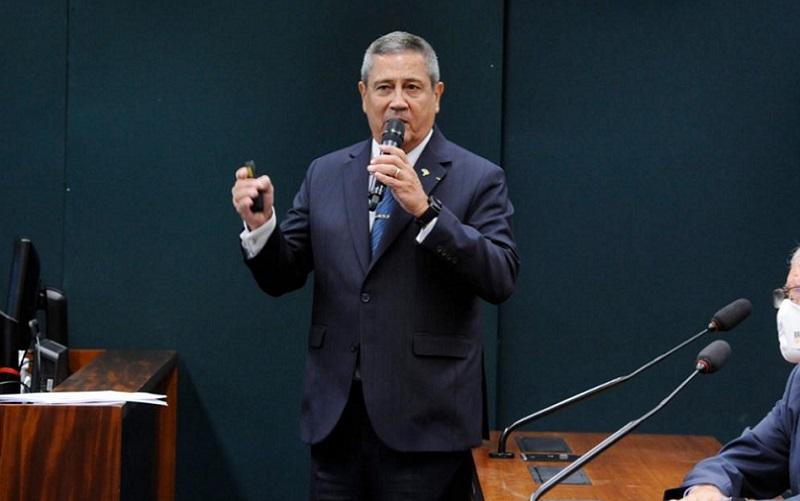 Bolsonaro confirma senador Ciro Nogueira na Casa Civil
