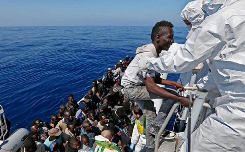 Alemanha se destaca entre os países que recebem refugiados