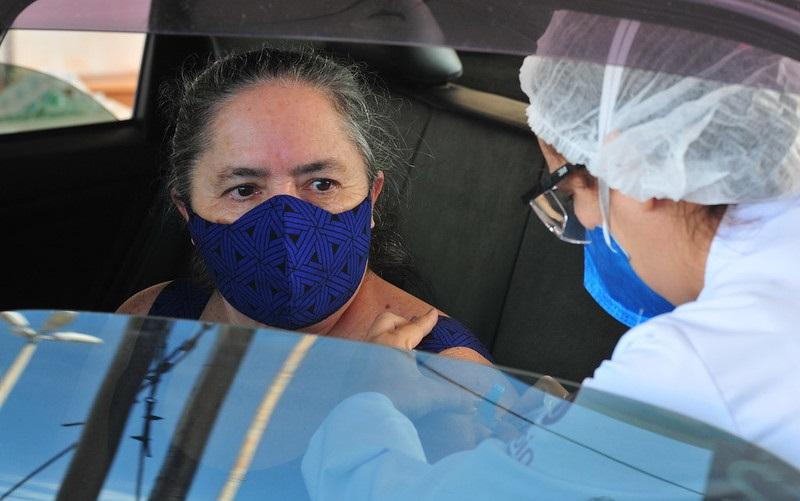 Vacinação neste final de semana no Distrito Federal em seis pontos