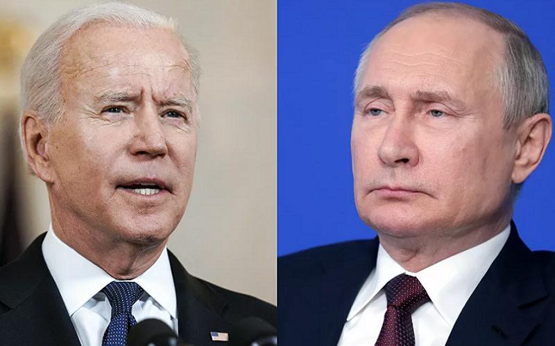 Biden e Putin se encontram em reuniões restritas e ampliadas