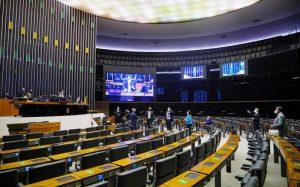 Câmara plenário virtual