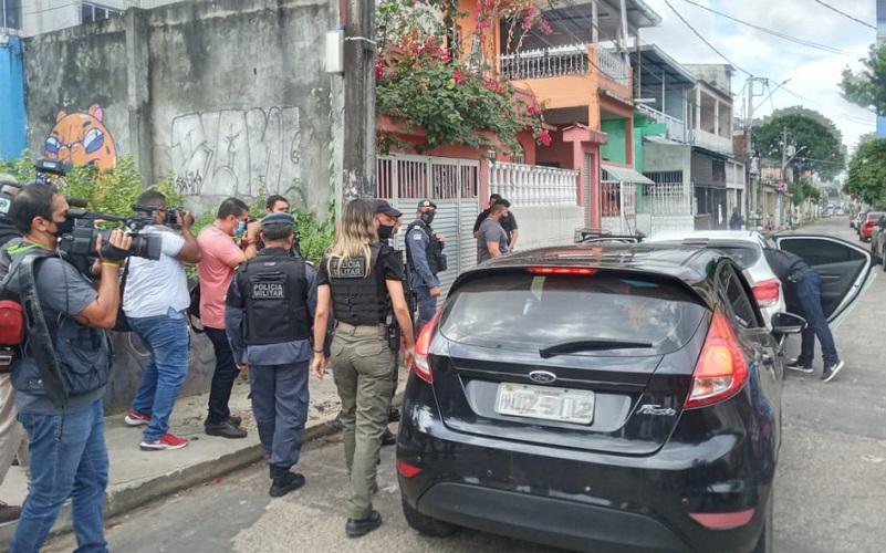 Amazônia operações policiais