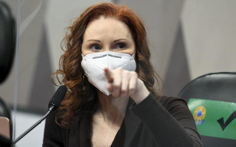 Cientistas criticam na CPI fala de Bolsonaro sobre máscara