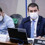 CPI da Covid Senado irmãos Miranda Misto Brasília