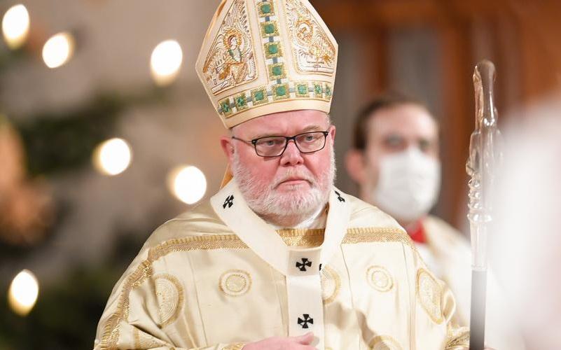 Igreja Católica cardeal Reinhard Marx Alemanha
