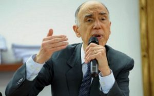 Marco Maciel ex-vice-presidente da República