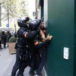 'Paris manifestações prisões frança