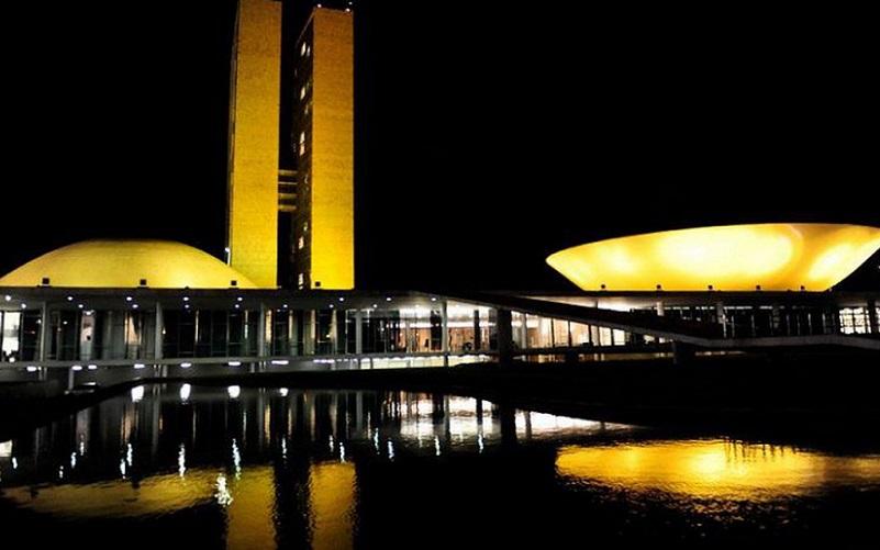 Congresso Nacional Julho Amarelo