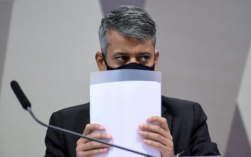 CPI da Covid acha conexão entre Dias e empresa investigada