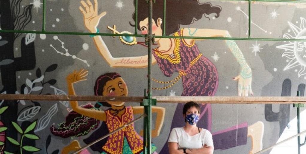 Grafite Brasília DF Iasmim Kali