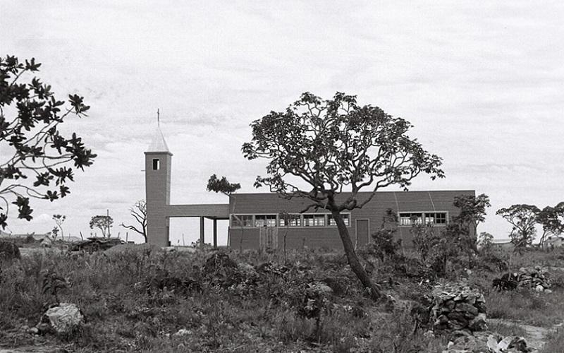 Paróquia São João construída pelos pioneiros completa 64 anos