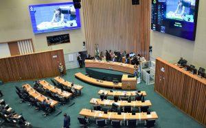 Câmara Legislativa DF plenário