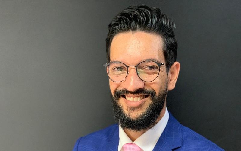 Empresário Maurício Souza