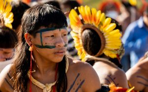 Indígenas Brasília DF