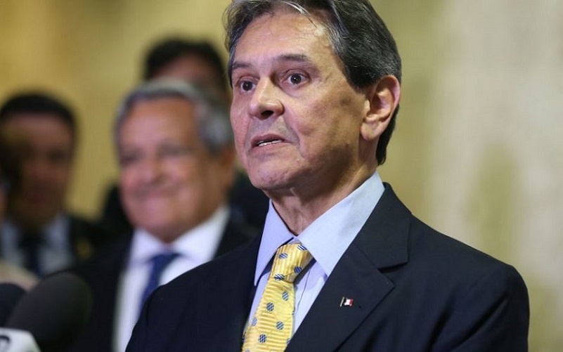 Roberto Jefferson presidente do PTB