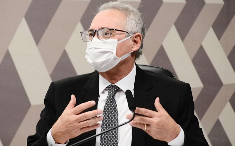 """Renan diz que relatório da CPI """"indicará muitos crimes"""""""