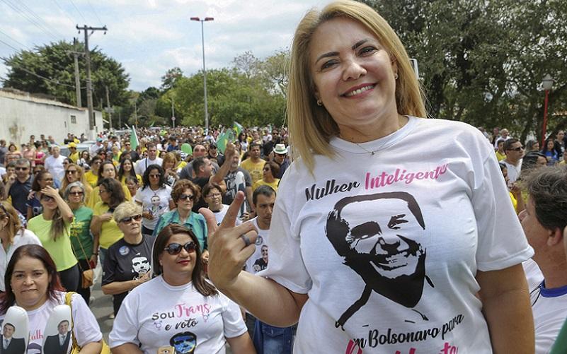 CPI convoca ex-mulher de Bolsonaro para prestar esclarecimentos