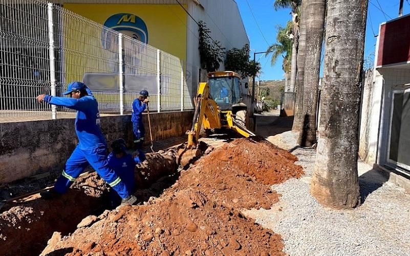 Caesb promete regularizar áreas abastecidas por mananciais