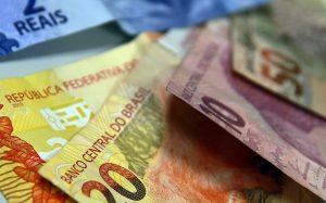 Economia dinheiro Real Misto Brasília