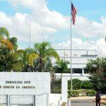 Embaixada Estados Unidos Brasília