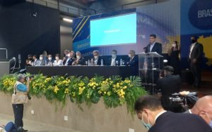 Democratas fusão convenção Brasília