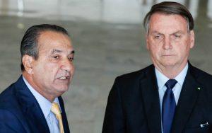 Bolsonaro e Silas Malafaia Misto Brasília