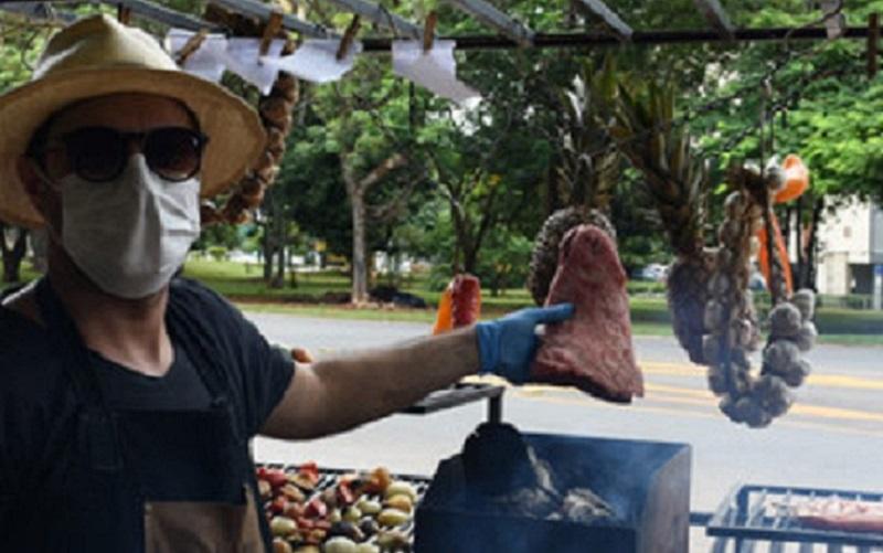 Comida parilla Assados do Fred Brasília Misto Brasília