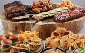 Fast-food Detroit Steakhouse DF