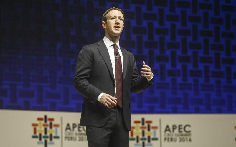 Mark Zuckerberg Facebook Instagram