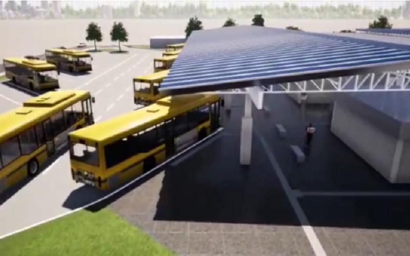 Escolhida empresa para reformar o terminal de ônibus do Gama