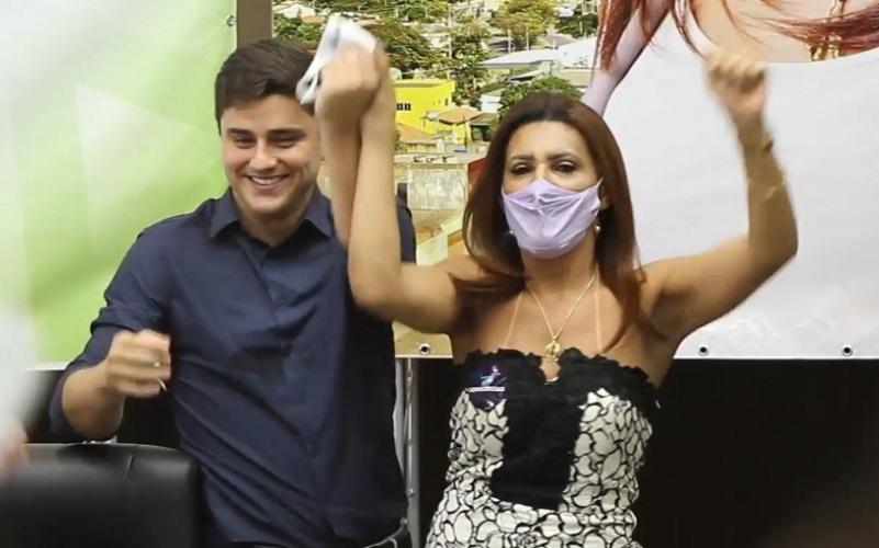 Luziânia Diego Sorgatto e Ana Lúcia Misto Brasília