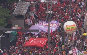Manifestação oposição sábado