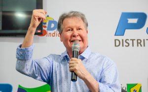 PSDB Arthur Vigílio prévias