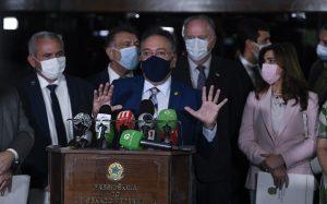 Senador Roberto Rocha relator reforma tributária