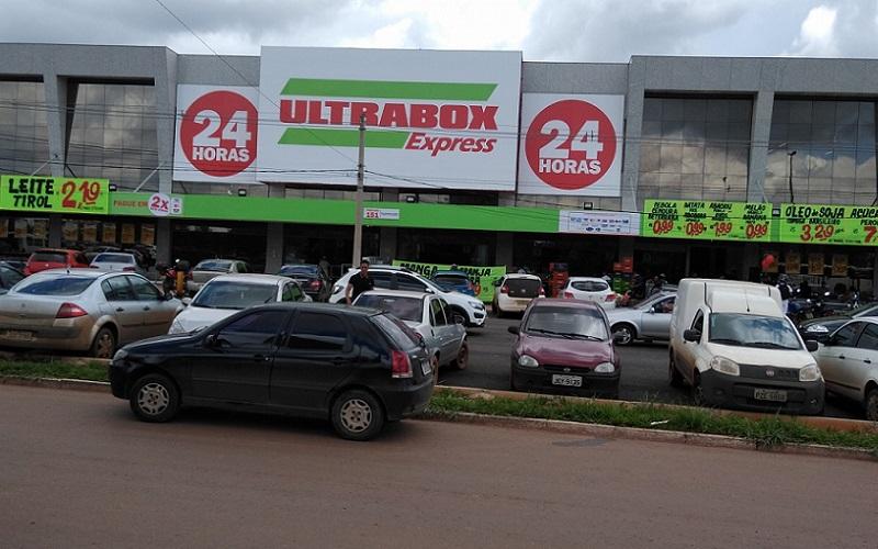 Supermercado Ultrabox Gama DF Misto Brasília